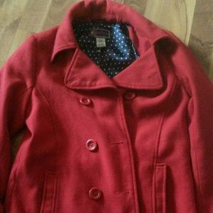 Outerwear - Peacoat
