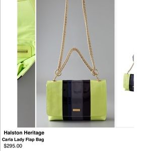 f1863fde4a4 Halston Heritage Bags - Halston Heritage Lady Flap bag