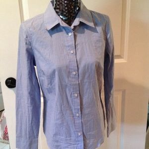 Light Blue IZOD Button Down