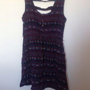 Aztec dress!