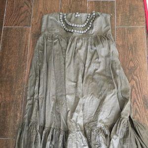GAP Dresses & Skirts - Gap Strapless dress