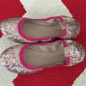 BCBGeneration Shoes - BCBG Generation glitter flats