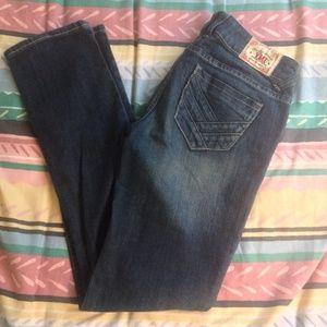 YMI Designer Jeans - Dark/Medium Wash - Size 5