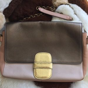 Marc Jacobs multicolored leather bag