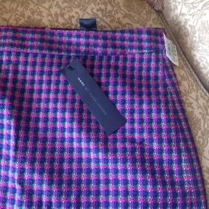 Marc By Marc Jacobs Plaid skirt sz8, NWT