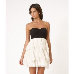 NWT Lipsy London bustier party dress