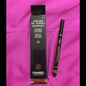 ChaneI liquid eyeliner