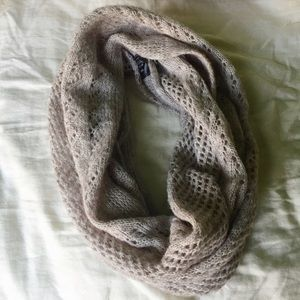 Cotton On khaki Infinity scarf