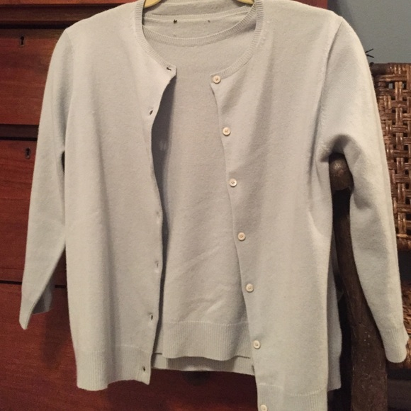 Ralph Lauren Sweaters Cashmere Blend Sweater Set Poshmark