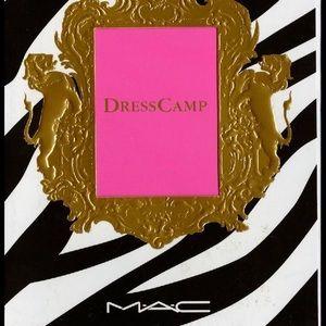 MAC cosmetics Dress Camp Collection lipgloss BN