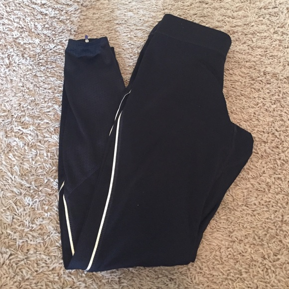 2048fc6b35c2 H M Pants - H M fleece lined running tights