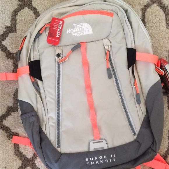 29e18558a The North Face Women's Surge II Transit Backpack NWT