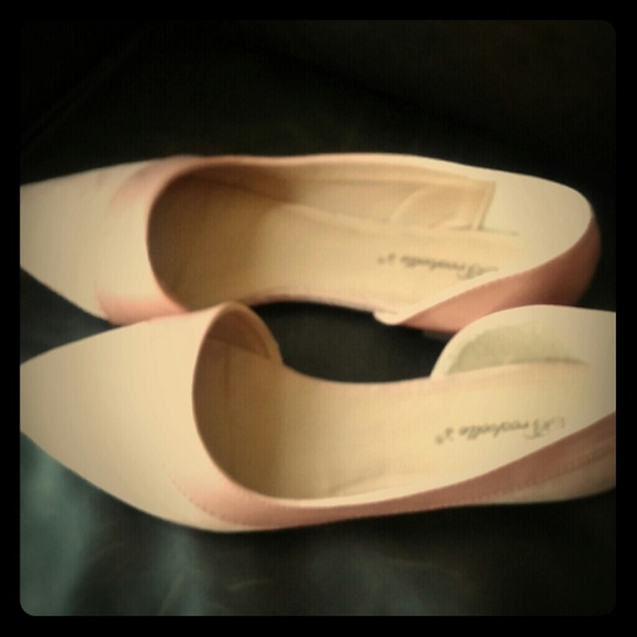 Breckelles Shoes - Never worn blush pink