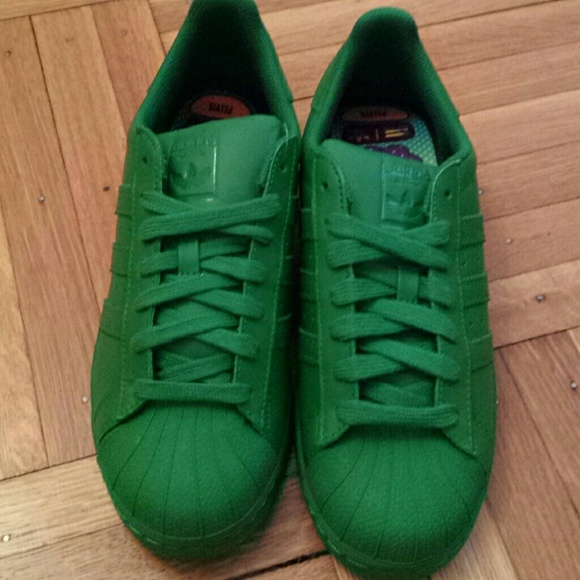 Adidas - Addidas Pharrell Williams Superstar from Suree's ...
