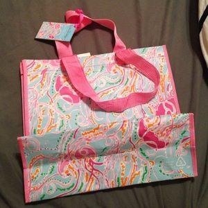 7dfe5d02001b9b Lilly Pulitzer Bags   Nwt Market Bag   Poshmark