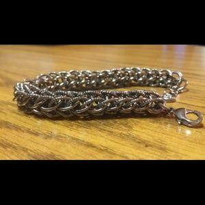 Jewelry - Beautiful charcoal bracelet !