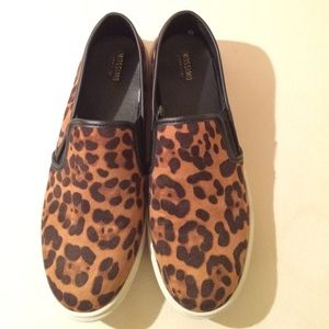 Mossimo Supply Co. Shoes - Mossimo Leopard Flats!