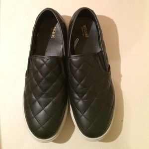 Mossimo Supply Co. Shoes - Mossi Black Flats/Sneakers!