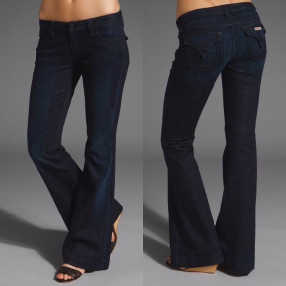 80% off Hudson Jeans Denim - Hudson Ferris Flare Jeans in London ...