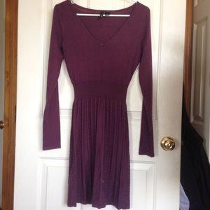 Dresses & Skirts - Deep purple dress