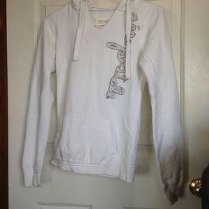 Sweaters - White Aeropostale sweatshirt