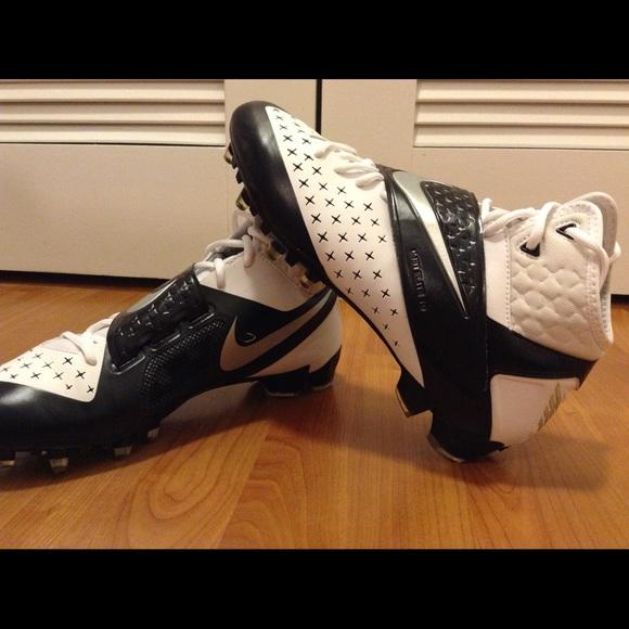 huge selection of 4c777 52802 Nike CJ 81 Elite TD Football Cleats. M 552b3aeab5643e437201131d