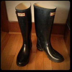 Huntress hunter boots