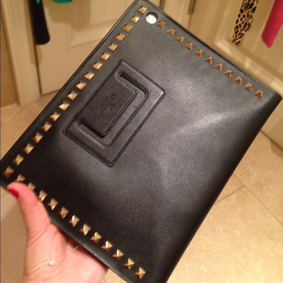 10112c1a4 Valentino Accessories   Auth Rockstud Ipad Case   Poshmark
