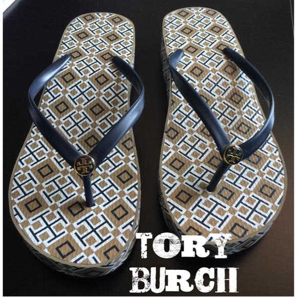 337dc72404 Tory Burch Thandie Normandy Wedge Flip Flops 9. M_552c0789feba1f16c301312a
