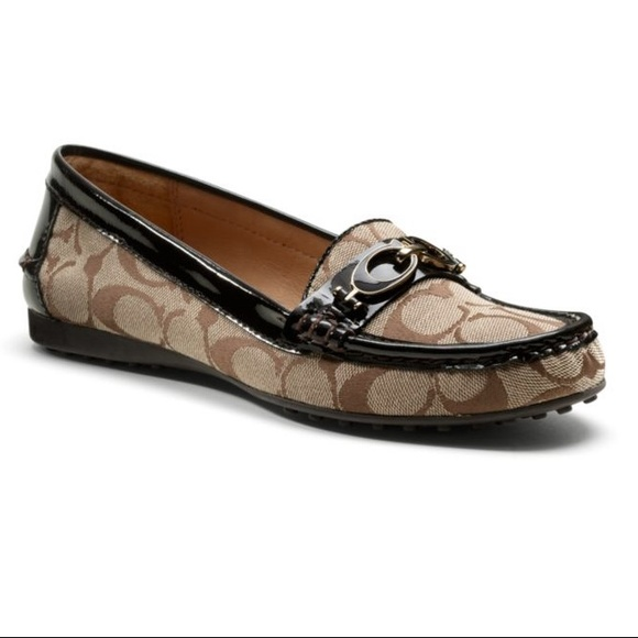 Coach Loafer Women Shoes