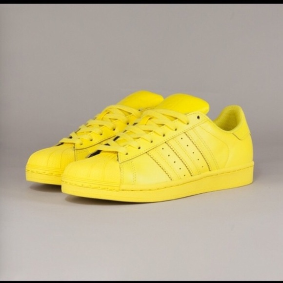 adidas pharrell superstar size 8
