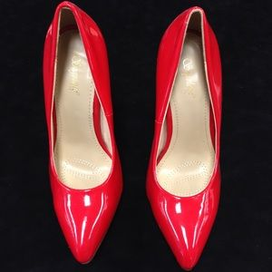 Segolene Paris Shoes - Red Heels