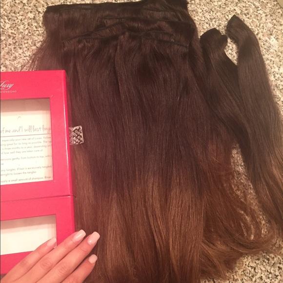 Luxy Hair Extensions Poshmark