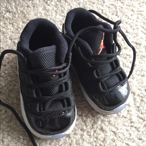 ad8e5585b36c6d Jordan Shoes - Infant fared Jordan 11 size 4c