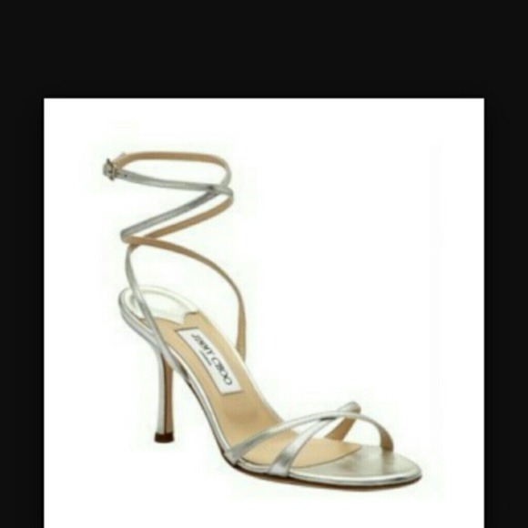 wholesale price cheap online Jimmy Choo Metallic Juliet Sandals eastbay cheap online shop offer cheap price FpJOC