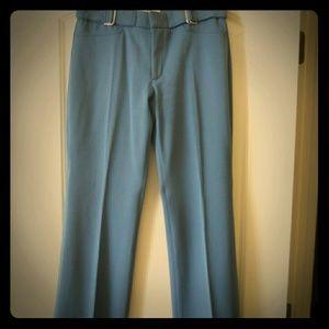 Light blue dress pant