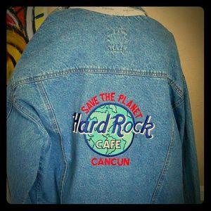 Vintage Hard Rock Jacket