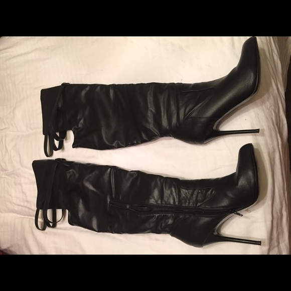 68 diba shoes diba thigh high heel boots from tj s