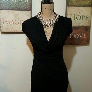[BOGO 50%] Michael Kors Cowl Neck Dress