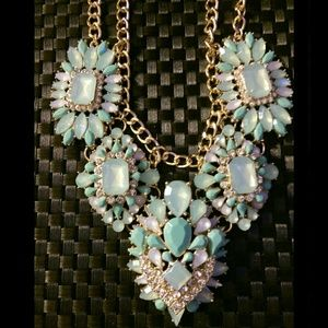 NewLight Mint Statement Necklace