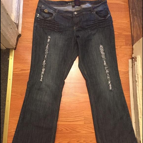 beyonce dereon jeans - photo #17