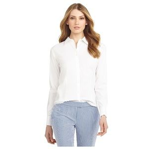Brooks Brothers Tops - Brooks Brothers white French cuff semi fitted 2