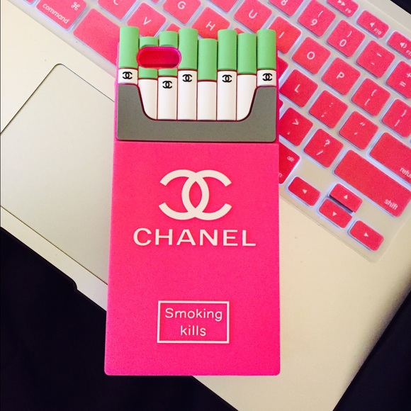 Chanel Iphone 6 Case Smoking Kills New Smoking Kills Iphone 6
