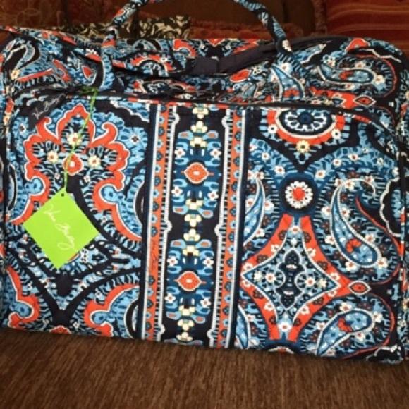 e31d5b1295f1 On hold Vera Bradley Weekender Marrakech