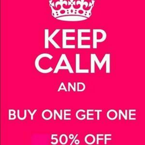 Other - BUY ONE GET ONE 50% OFF