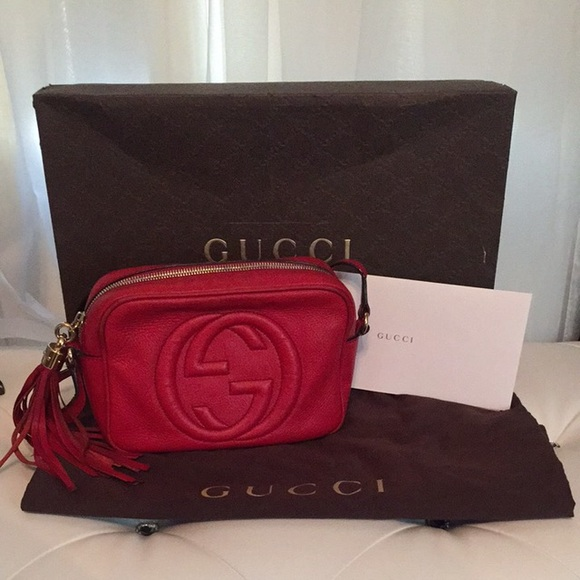 dd12bb983408 Gucci Soho Disco Bag Discount