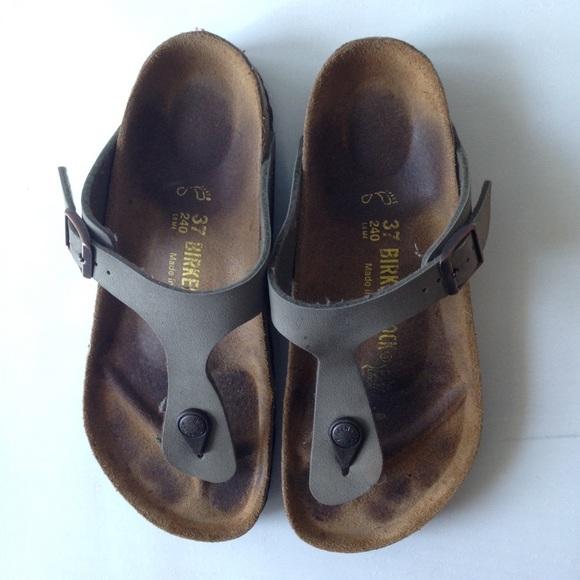37 off birkenstock shoes birkenstock gizeh sandal from. Black Bedroom Furniture Sets. Home Design Ideas