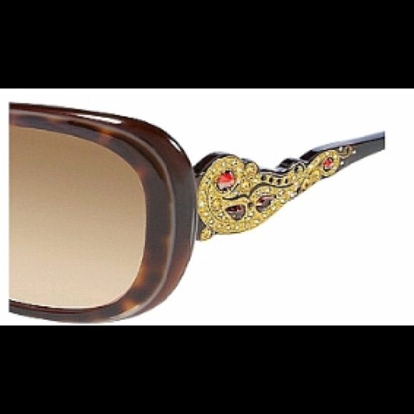 0773cd8a00 Authentic Judith leiber sunglasses