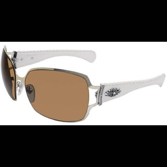 b8a9c55984bb Chrome hearts poon sunglasses. NWT. Chrome Hearts.  1400  1500. Size