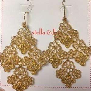 38 stella dot jewelry stella and dot chandelier